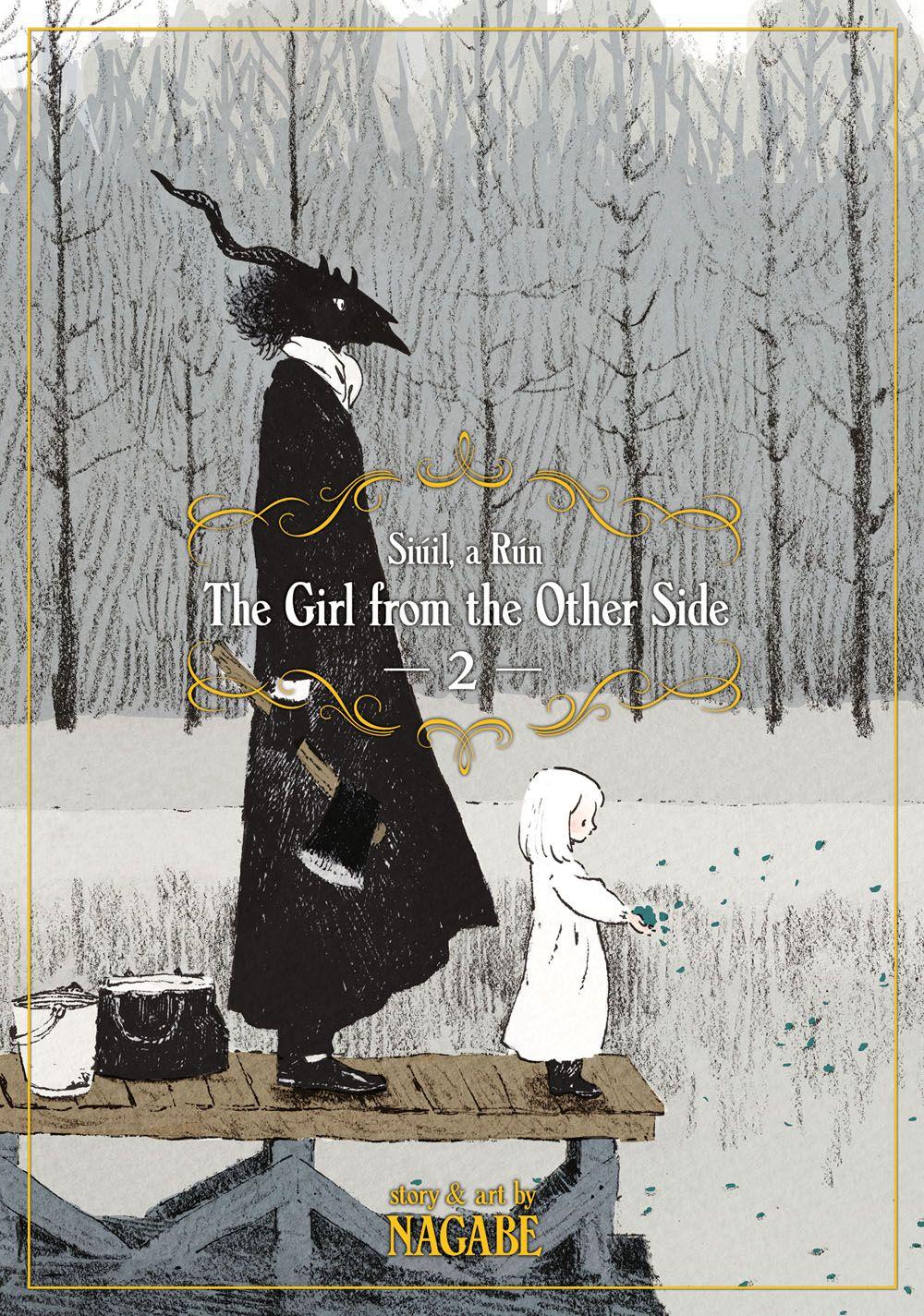 The Girl From The Other Side Siuil A Run Manga Volume 2 Art Art Inspiration Illustration Art