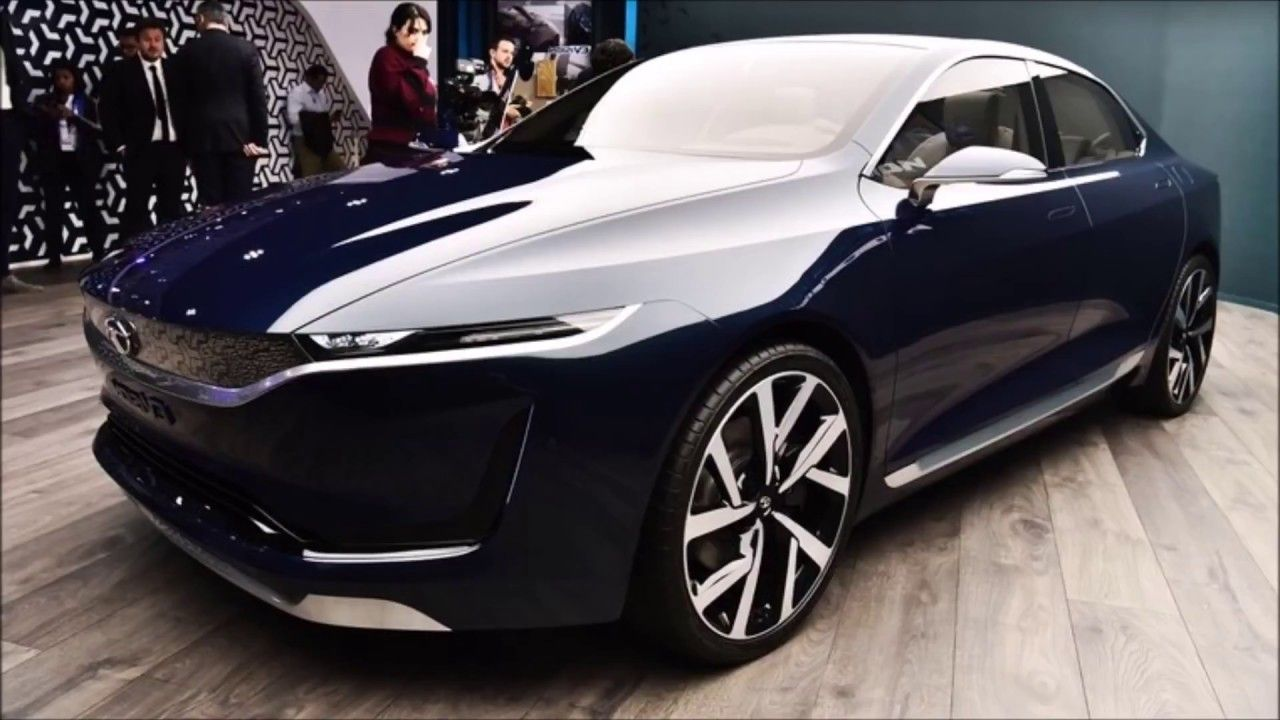 Tata electric car Evision concept a perfect electric