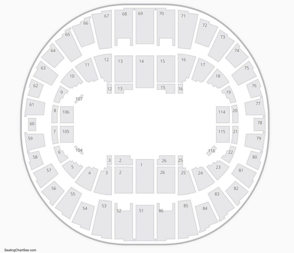 The Incredible And Also Stunning Portland Memorial Coliseum Seating Chart