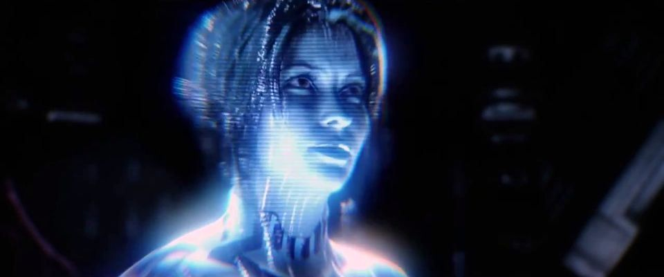 Cortana Halo 2 Anniversary Now This Was A Proper Cortana