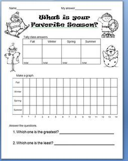free printable graphing and seasons worksheet social studies graphing activities weather. Black Bedroom Furniture Sets. Home Design Ideas