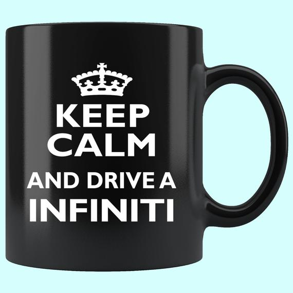Car Lover Cool Birthday Gift Keep Calm Drive Lincoln Infiniti Lada Lancia Jaguar Awesome Black Mu
