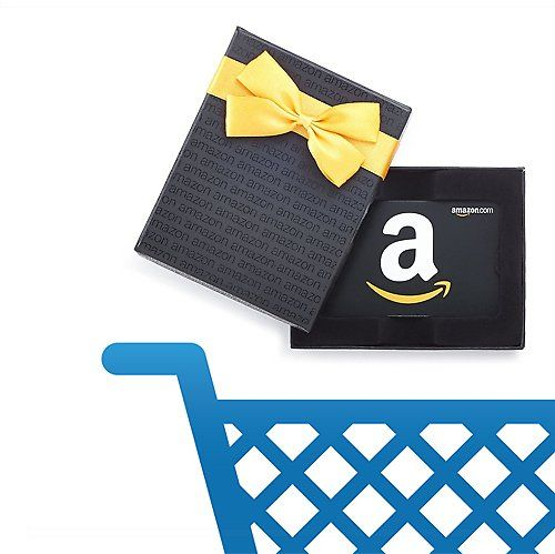Amazon Buy 50 in Amazon Gift Cards & Receive a 10