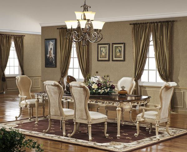 Egyptian Dining Room Collection Luxury Dining Room Living Room