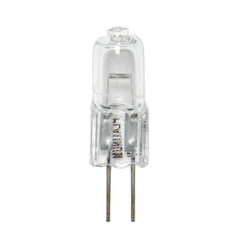 Platinum 10w 12v G4 Bi Pin Base Clear Halogen Bulb Halogen Bulbs