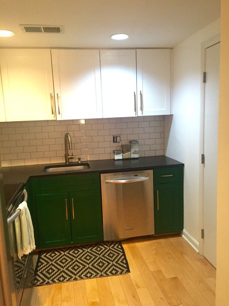 Best How We Remodeled Our Kitchen For Less Than 600 Kitchen 400 x 300