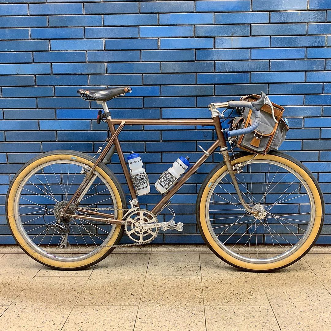 Boxdogbikes On Instagram Somewhere Between All Road And