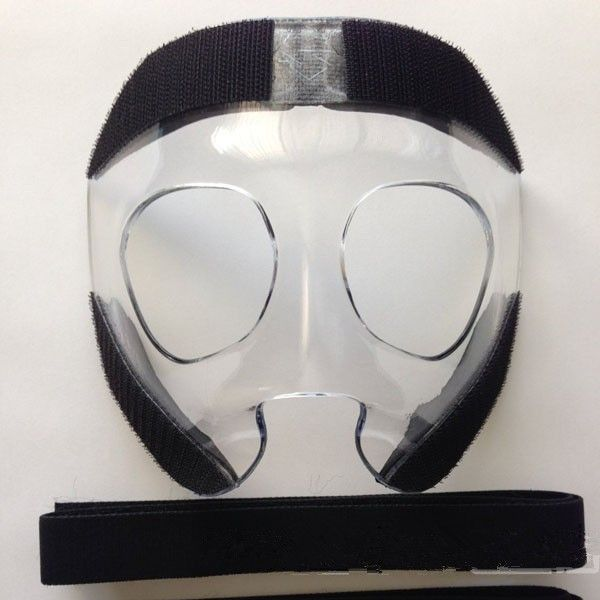 Nose Guard Protector Broken Basketball Soccer Protective Sports Face Shield Mask Head Circumference 22 24 Face Shield Masks Soccer Basketball