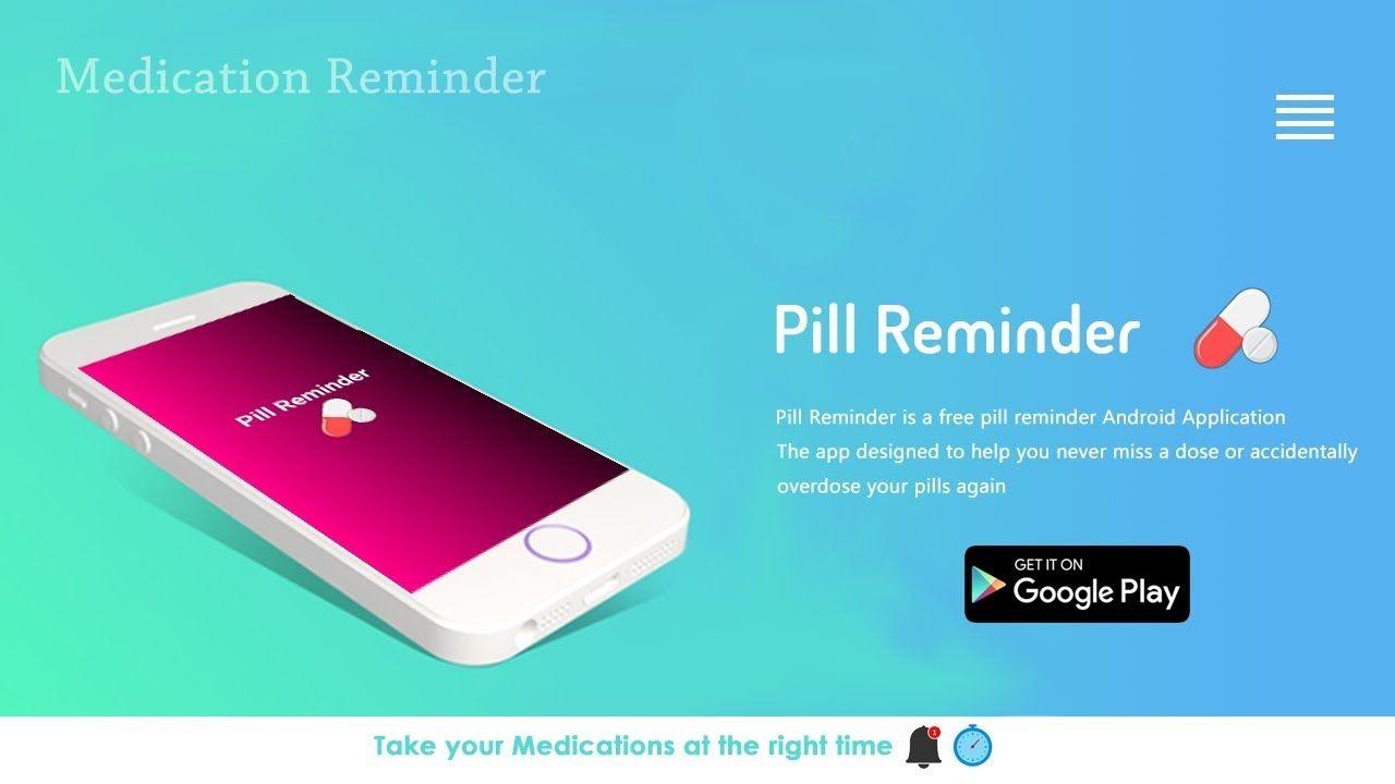Pill and Medication Reminder Medical, App design, Over dose
