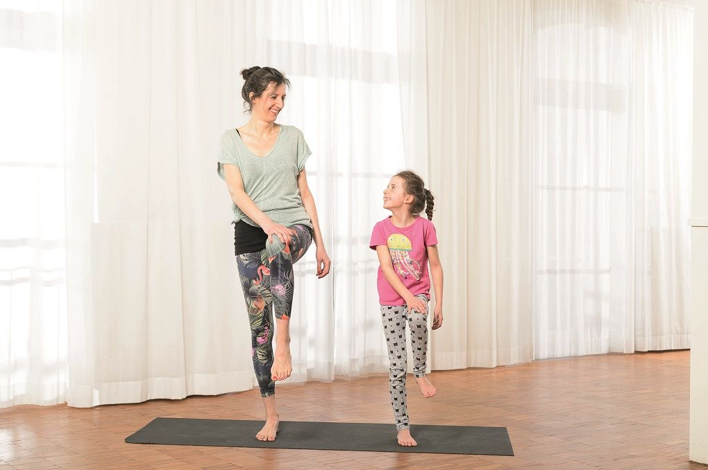 Photo of Children's yoga exercises for more concentration –