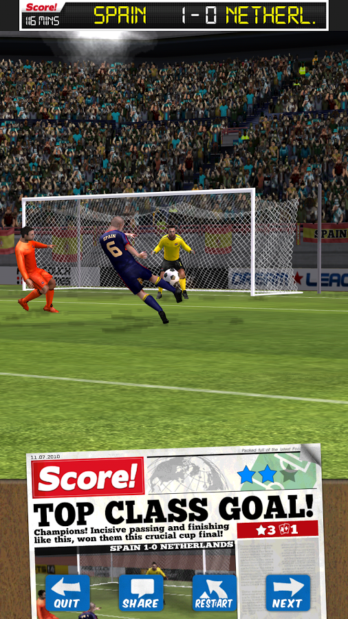 Free Download Score World Goals Game Apps For Laptop, Pc