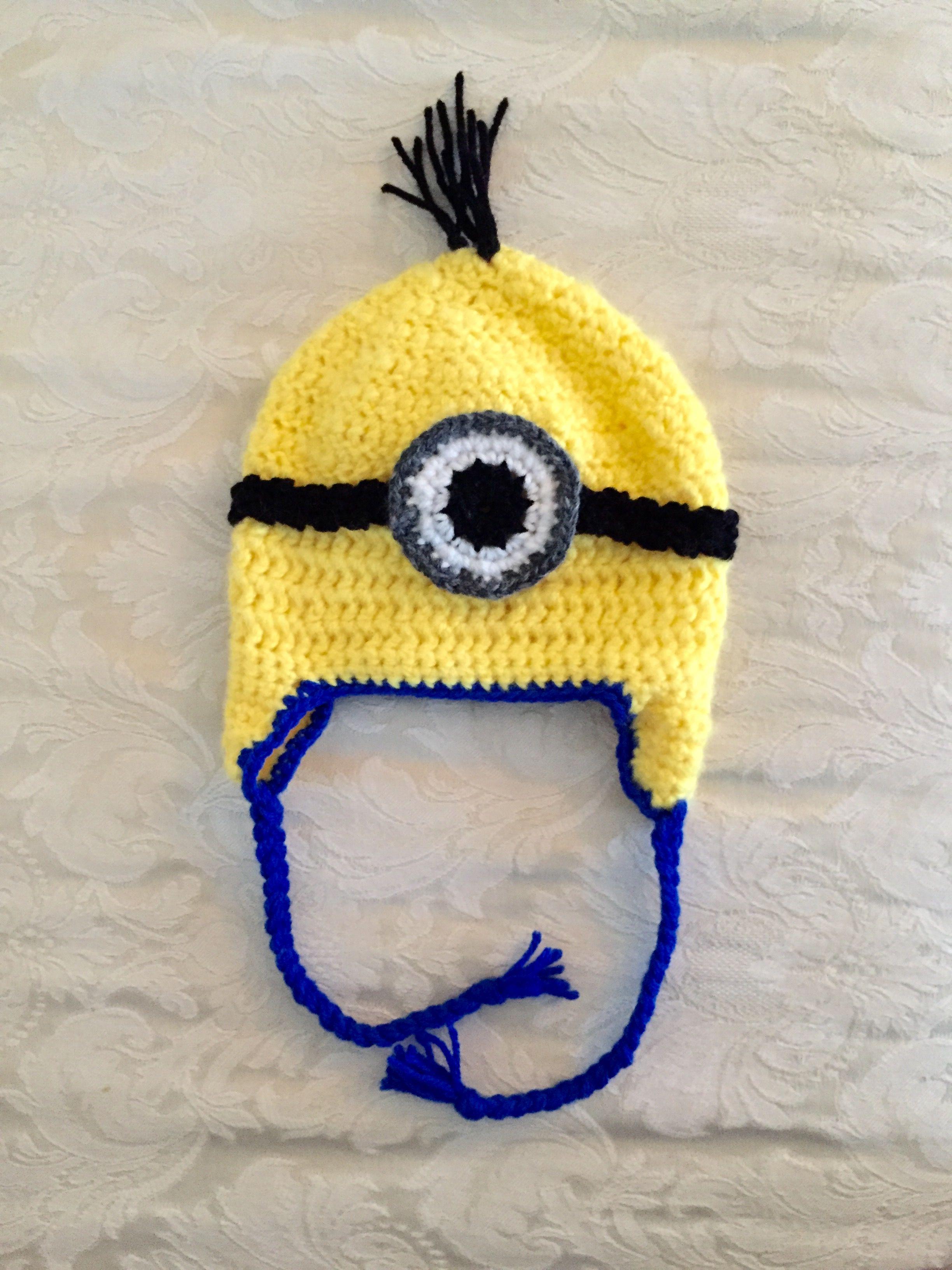 Minion Hat Crochet Pattern Cool Ideas