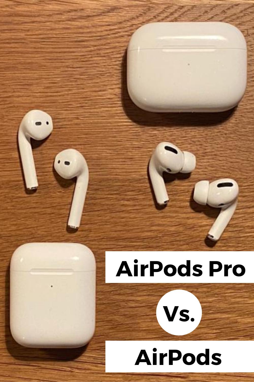 Airpods Pro Vs Airpods Airpods Pro Wireless Headphones Bose Headphones Wireless