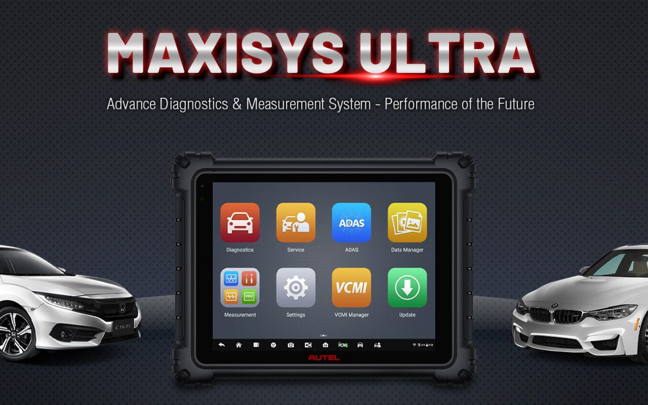 Autel MaxiSys ULTRA Performance of the Future | Diagnostic tool,  Performance, Ultra