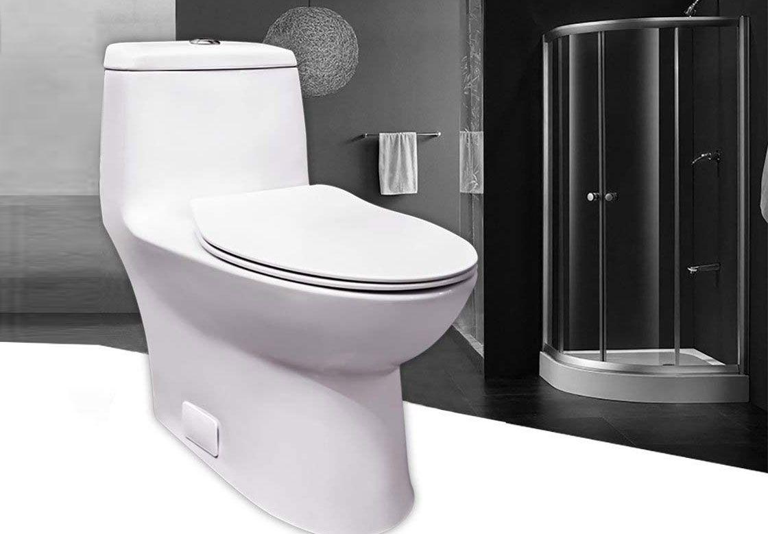 Best One Piece Toilets In 2018 Bestonepeicetoilets Bessttoilets2018 Best One Piece Toilets Toilet One Piece Bathroom