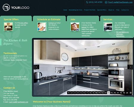 Kitchen Website Templates Website Themes Builder Website Website Template