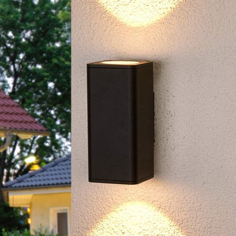 Buitenlamp Met Sensor Gamma.Gamma Buitenlamp Met Sensor Aansluiten Solar Wandlamp Action