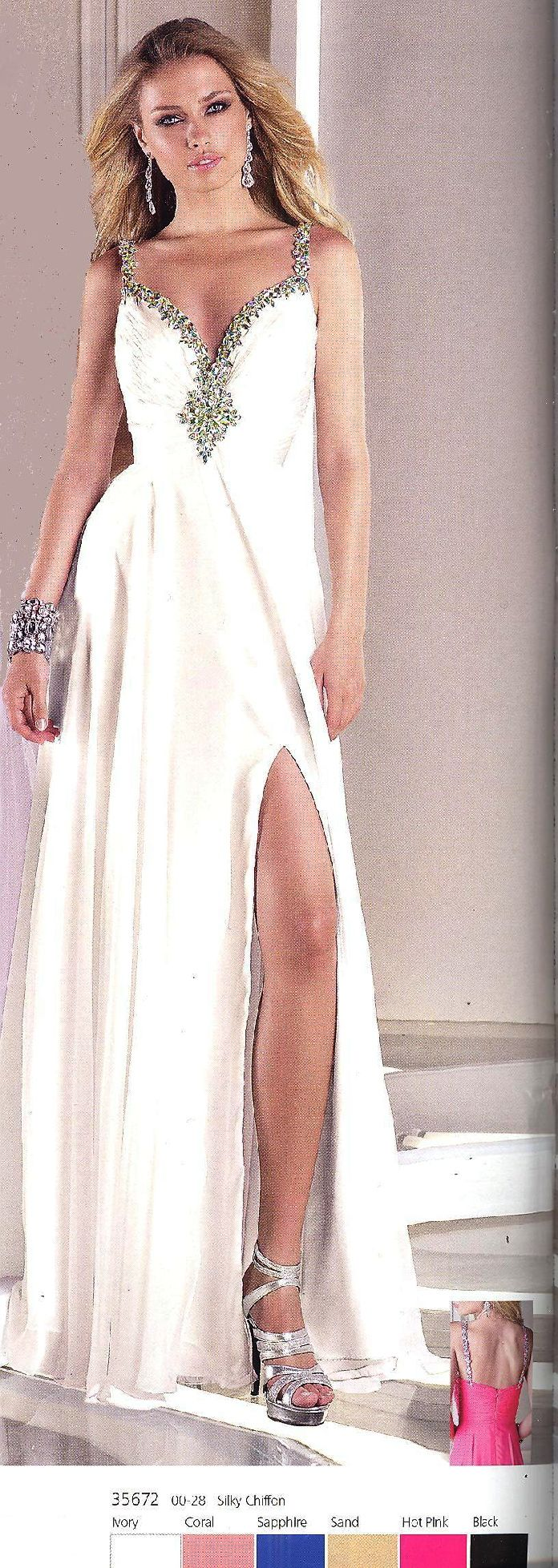 B\'Dazzle Prom Dresses by Alyce Paris<BR>35672<BR>Sheer layered ...