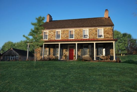 West Chester Pennsylvania Colonial House Colonial Style Colonial Style Homes