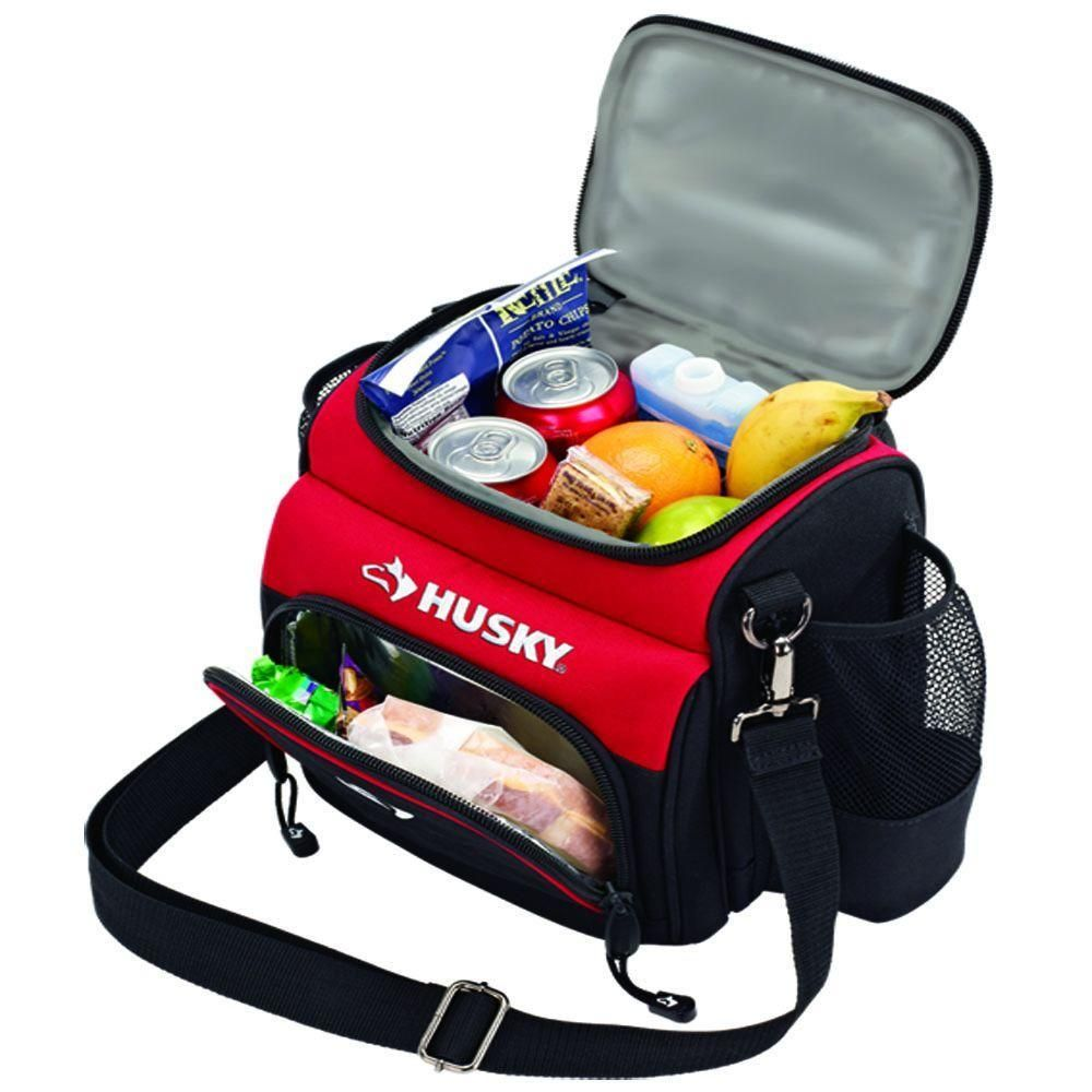 Husky 9 In Lunch Cooler 82021n11 At The Home Depot Best Lunch Bags Cooler Lunch Bag Insulated Lunch Bags