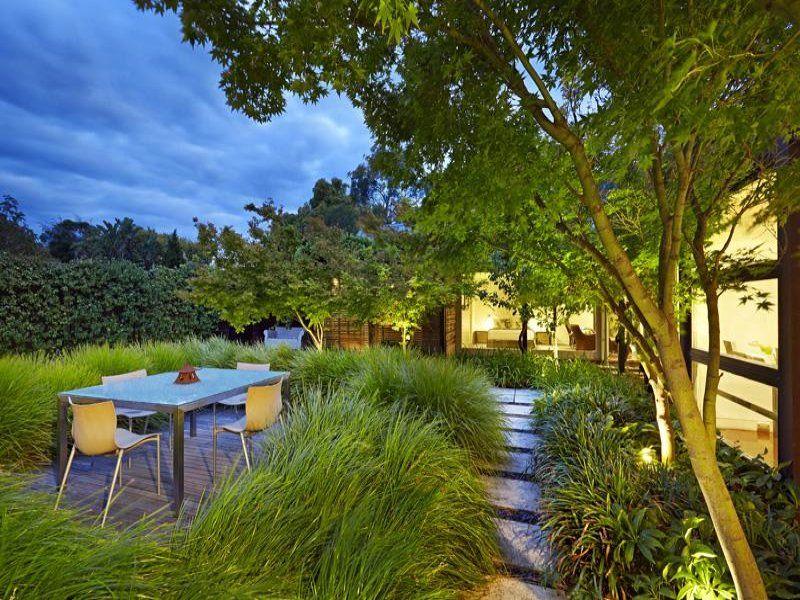 astounding garden seating ideas native design | SEATING AREA IN GRASSES | Modern landscaping, Contemporary ...