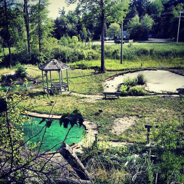 Abandoned Mini Golf Course, Urbanex (With Images)