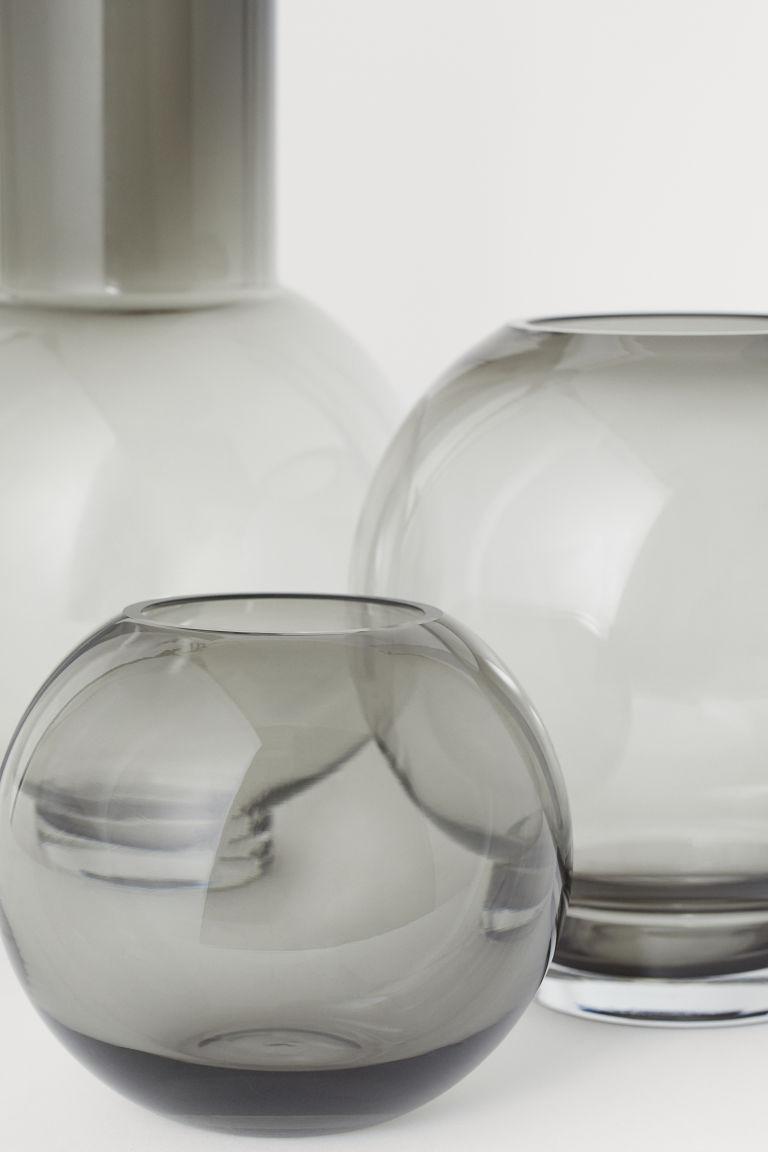 Round Glass Vase Round Glass Vase Vase Glass Vase
