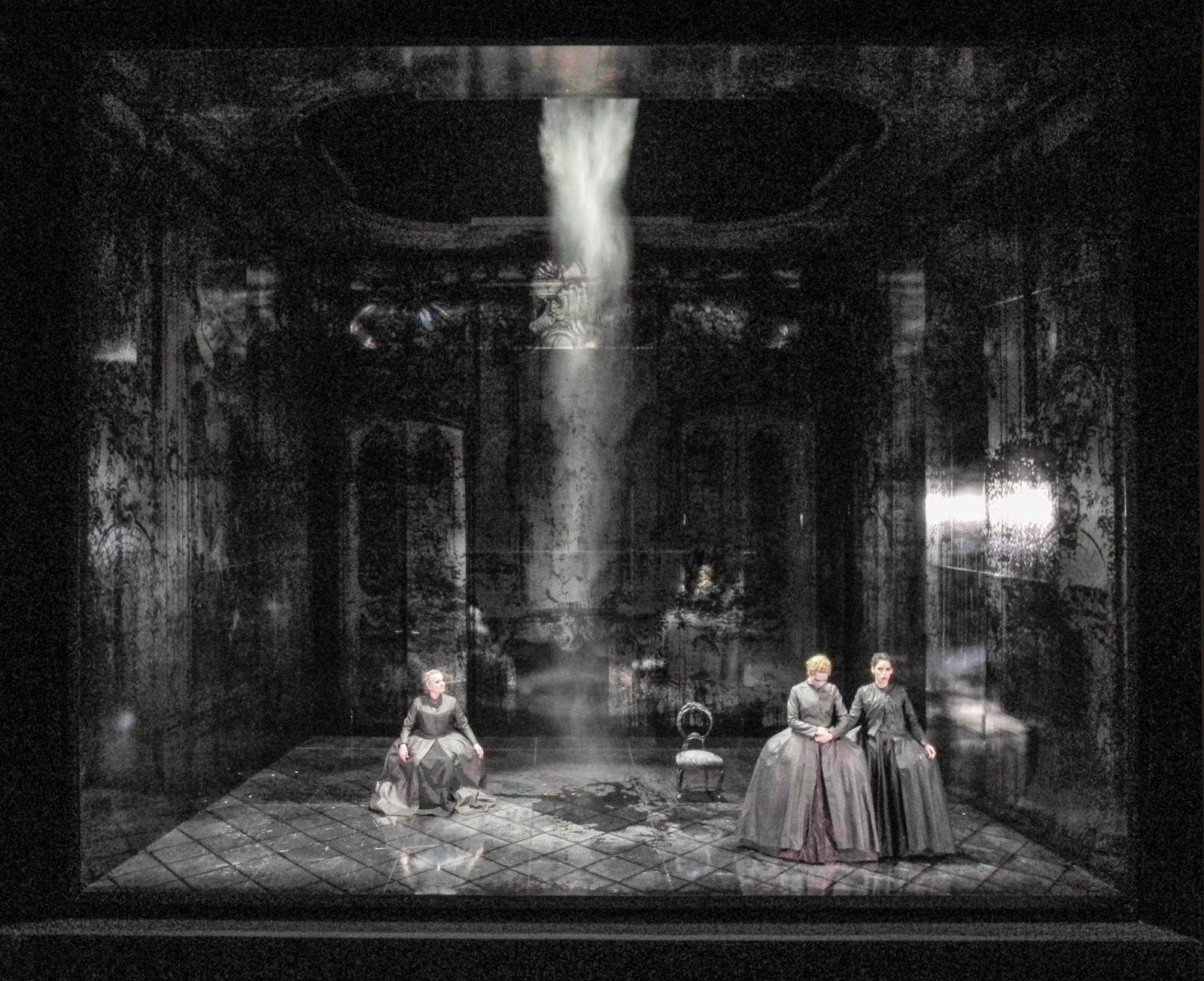 """rufus didwiszus set for """"Madame de Sade"""" (Yukio Mishima) dir.: Stefan Larsson"""