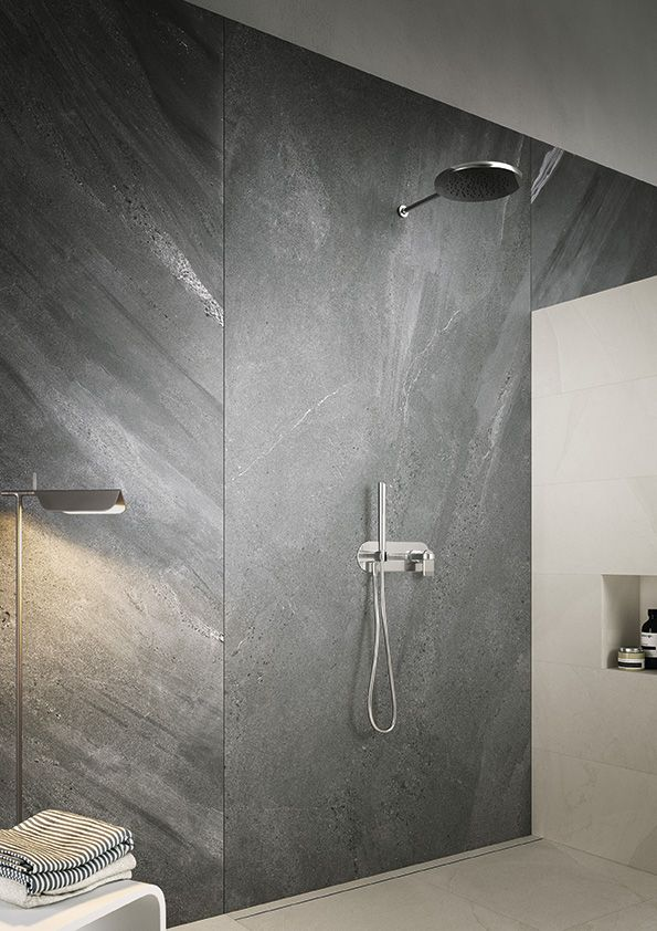 bagno comblanchien kirkby | Portraits | Pinterest | Grey tiles ...
