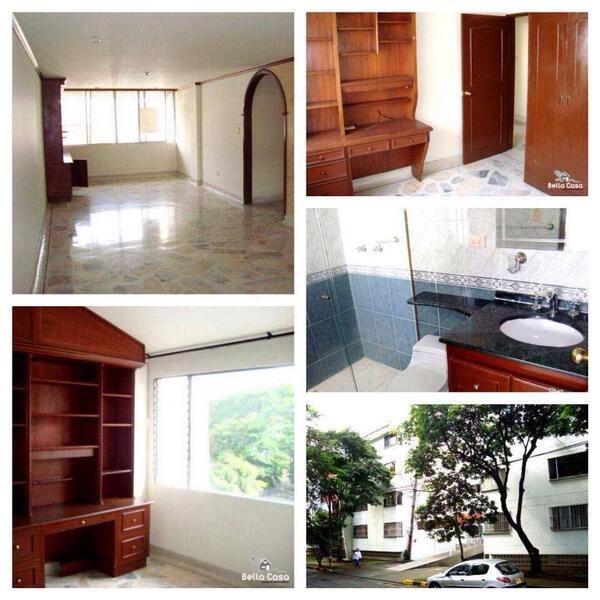Vendo apartamento en 2do piso, ubicado en Capri, Cali