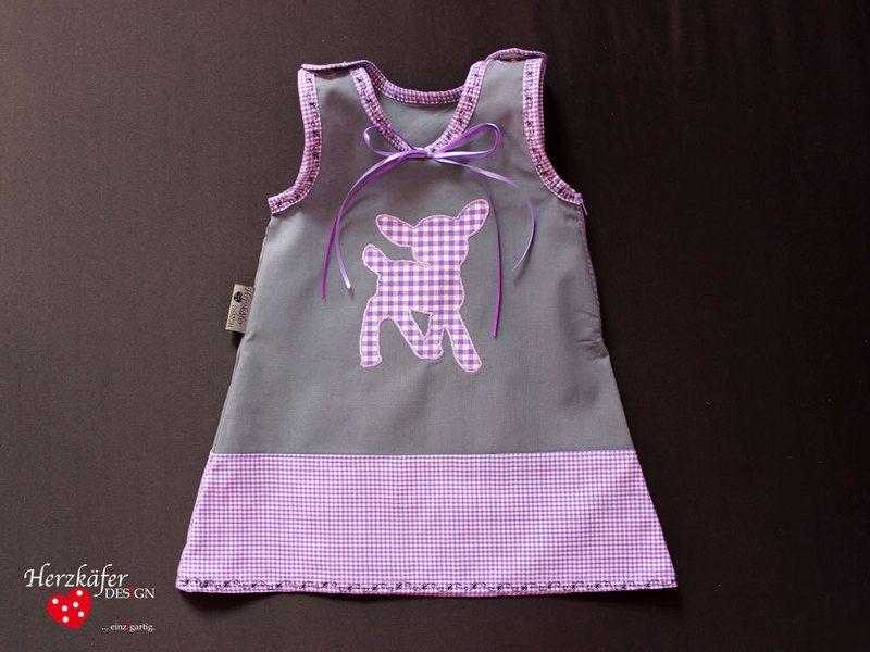 Baby kleid nahen schnittmuster