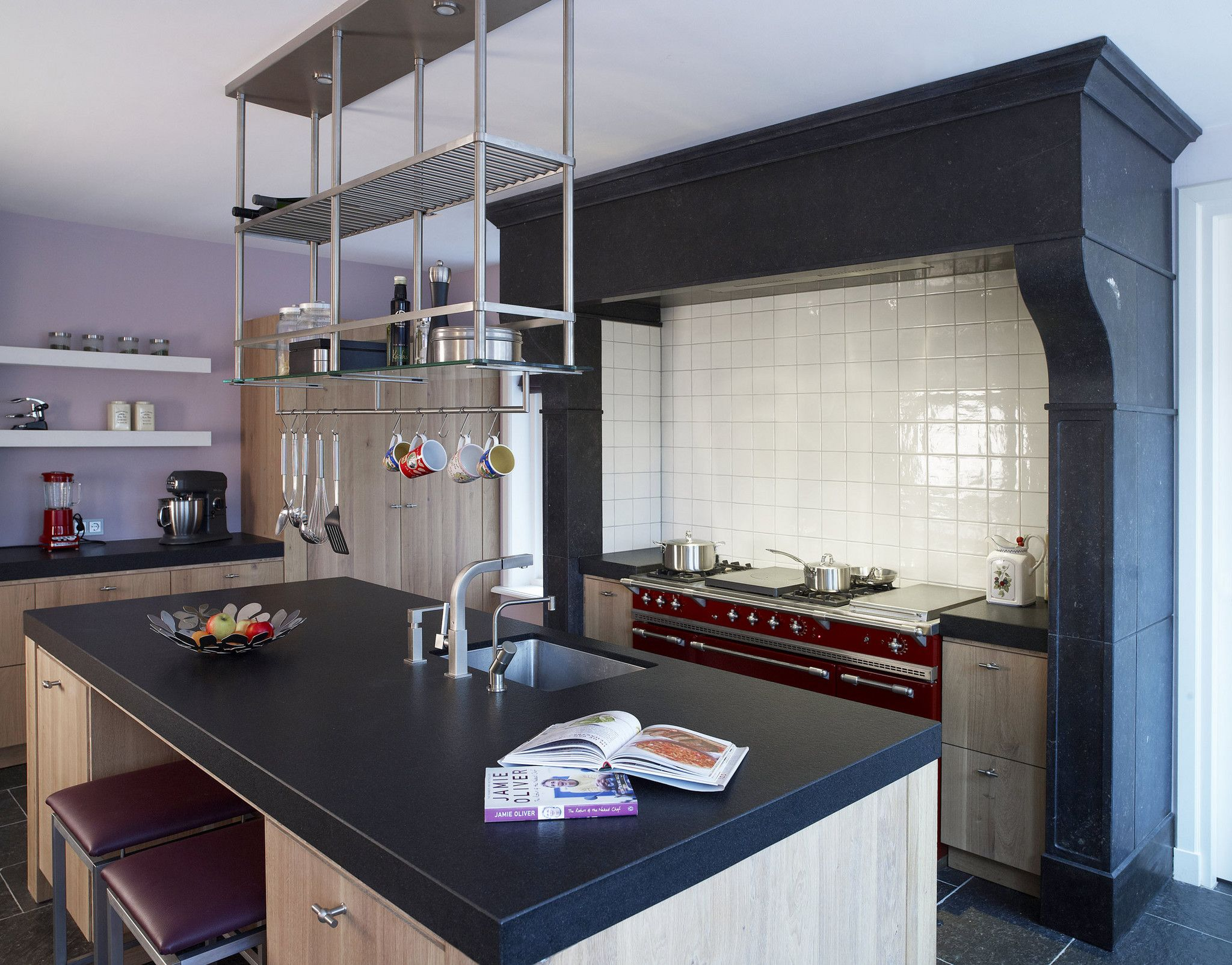 Kitchens And Interiors Culimaat High End Kitchens Interiors Italiaanse Keukens En