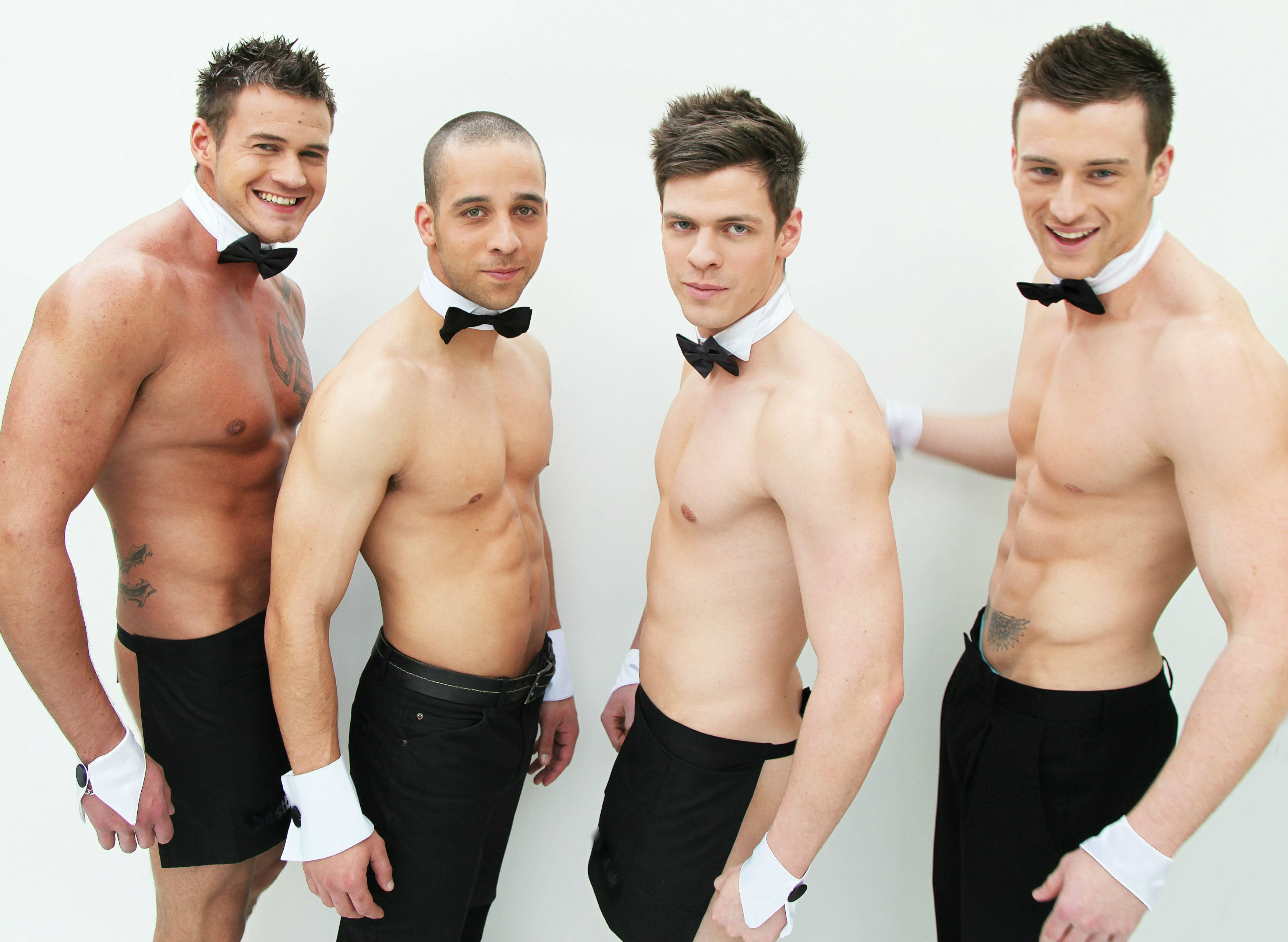 Hire A Butler In The Buff Hen Party