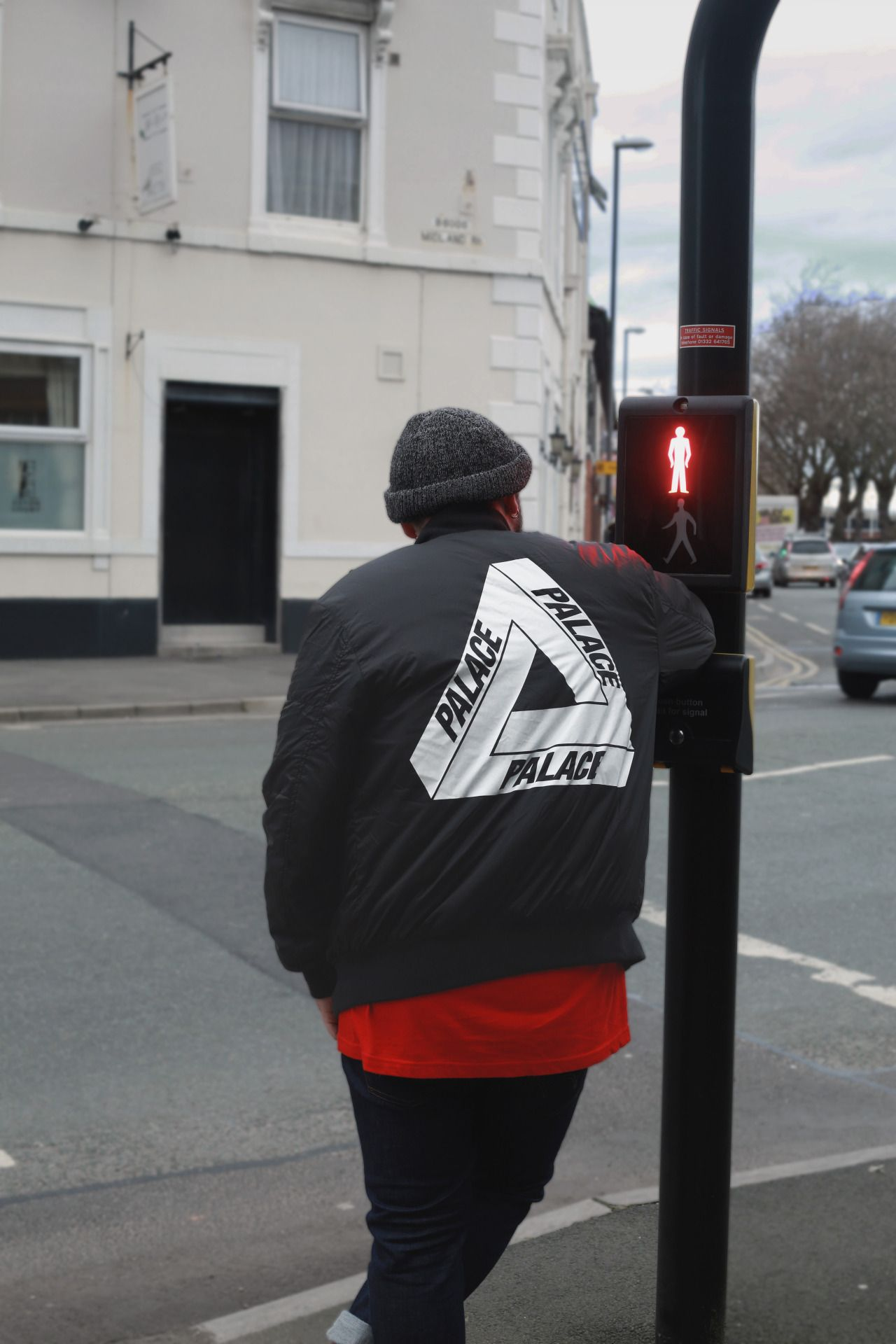 PALACE SKATEBOARDS - 2015