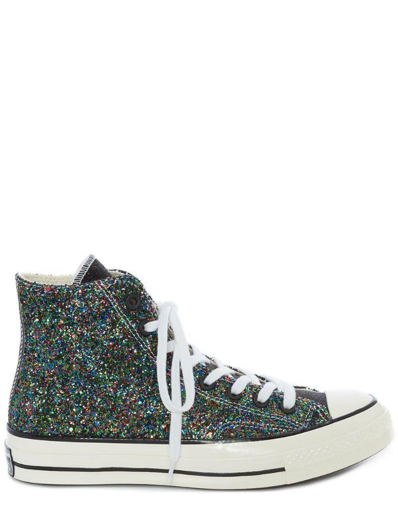 Converse X JW Anderson x JW Anderson hi top sneakers Grey