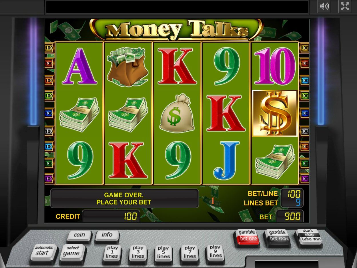 Free Money Talks Slot Online »Play Now!«