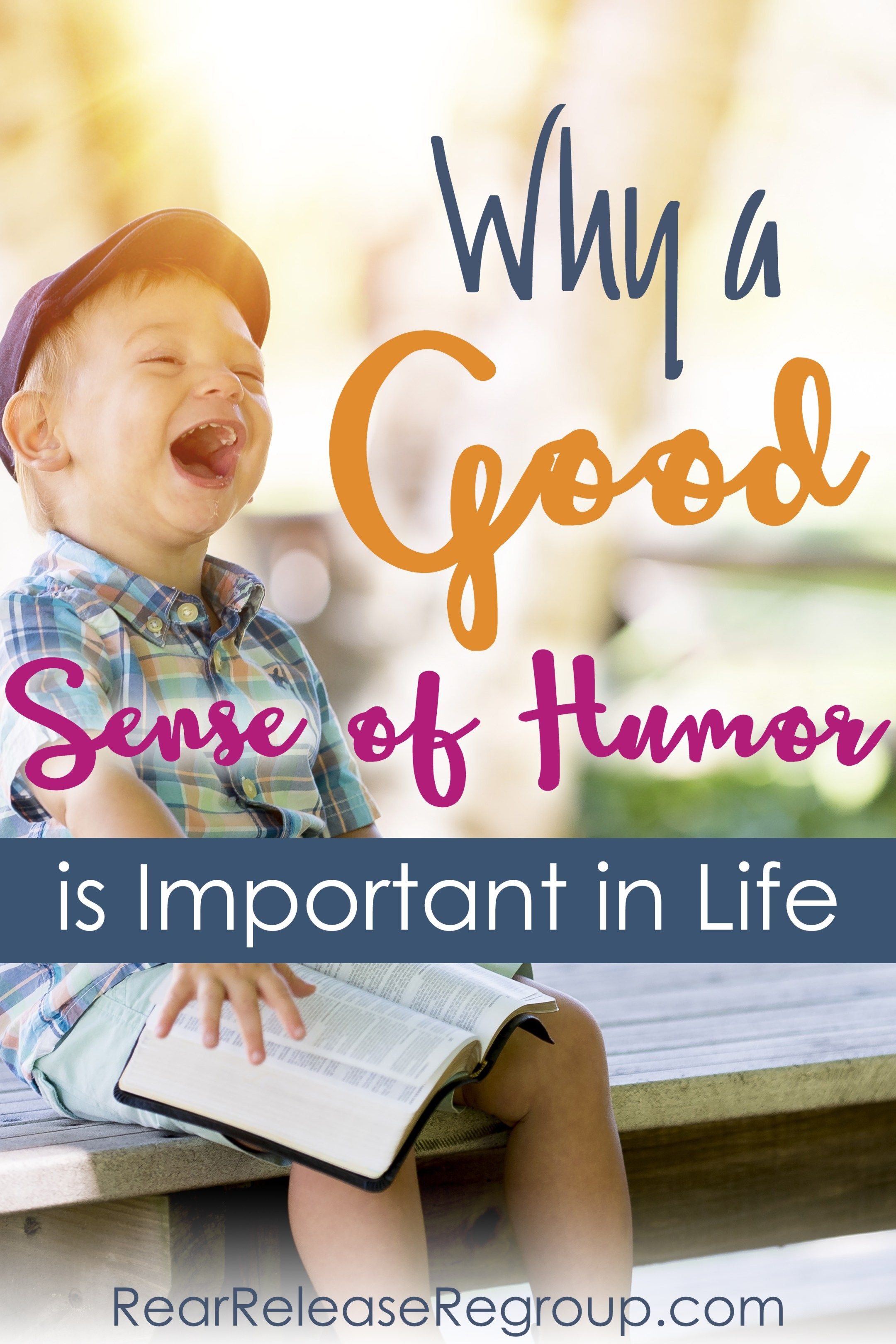 Why is sense of humor important