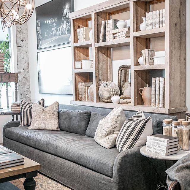 25 Modern Rustic Living Room Design Ideas! #modernrusticinteriors