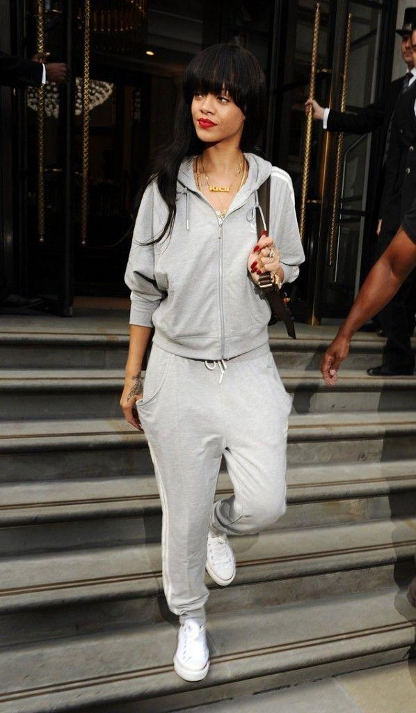 c9d8376fdc1bf rihanna sportswear | boyish | Mode, Tenue vestimentaire et Garçon manqué