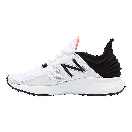 New Balance Women's Fresh Foam ROAV Running Shoes White