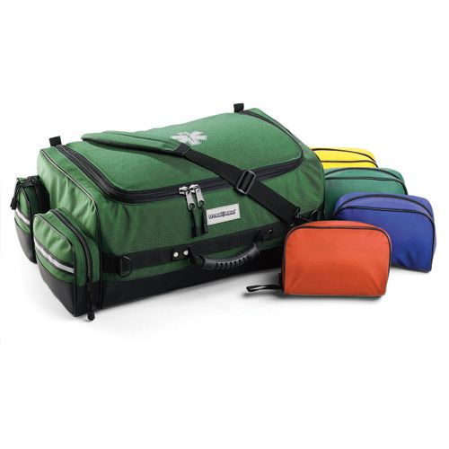 Dyna Med Deluxe Trauma Oxygen Bag Medical Bags Kit