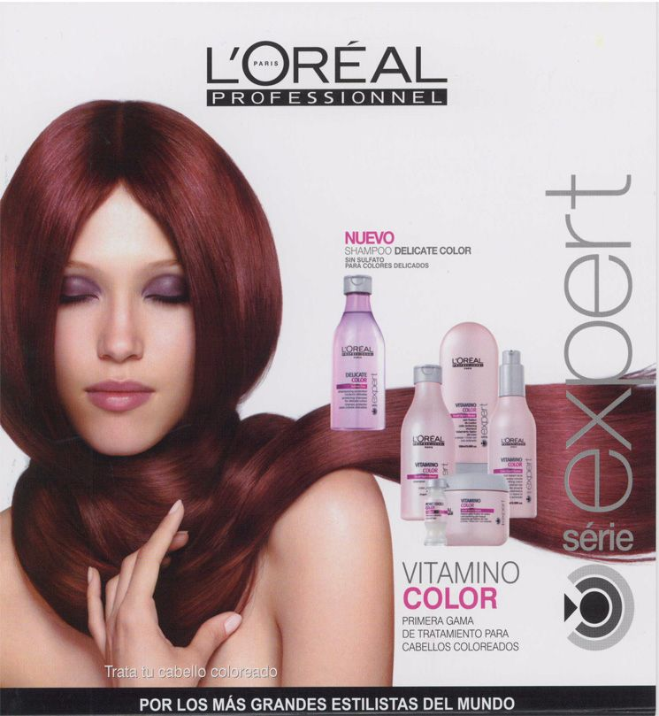 1000 images about color on pinterest my hair highlights and blue highlights - L Oreal Vitamino Color