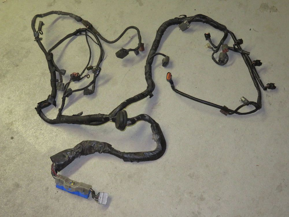 Marvelous S13 Red Top Sr20Det Engine Wiring Harness 180Sx Ignition Systems Wiring Cloud Geisbieswglorg