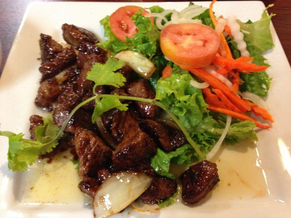 Pho Saigon Noodle House Menu