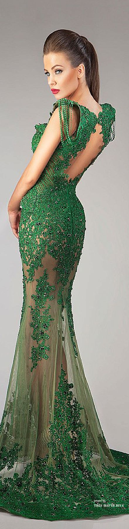 Hanna Toumajean Couture Fall Winter 2014-15 ♔ THD | Mode ...