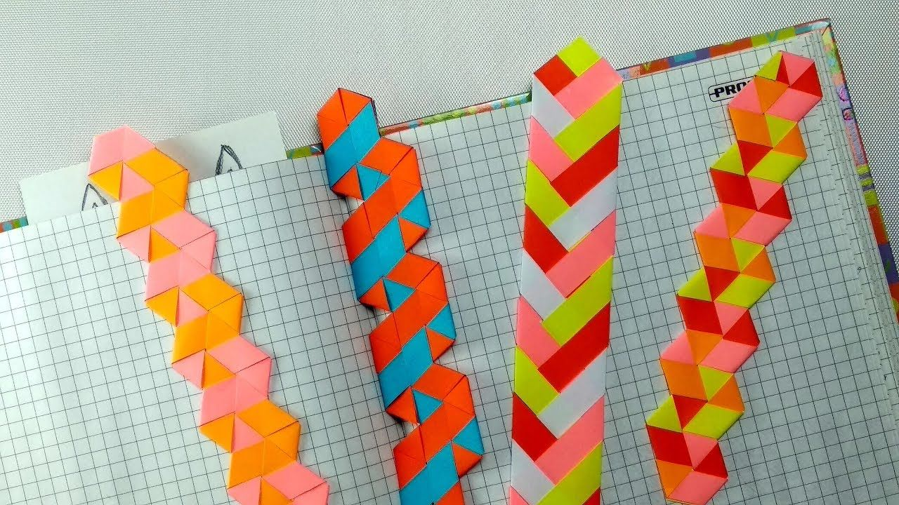 4 Diy Braided Paper Bookmarks Ideas Tutorial For Book And Cat Lovers In 2020 Handmade Bookmarks Diy Bookmarks Handmade Kids Bookmarks Handmade