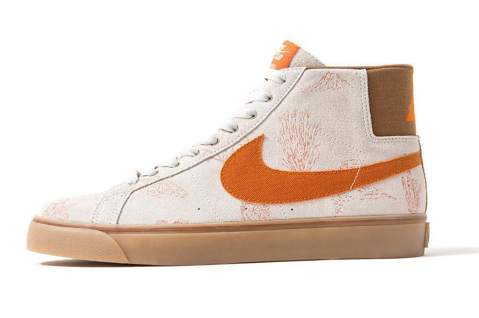 sports shoes df3b6 3904c POLER X NIKE SB BLAZER  poler  polerstuff  campvibes