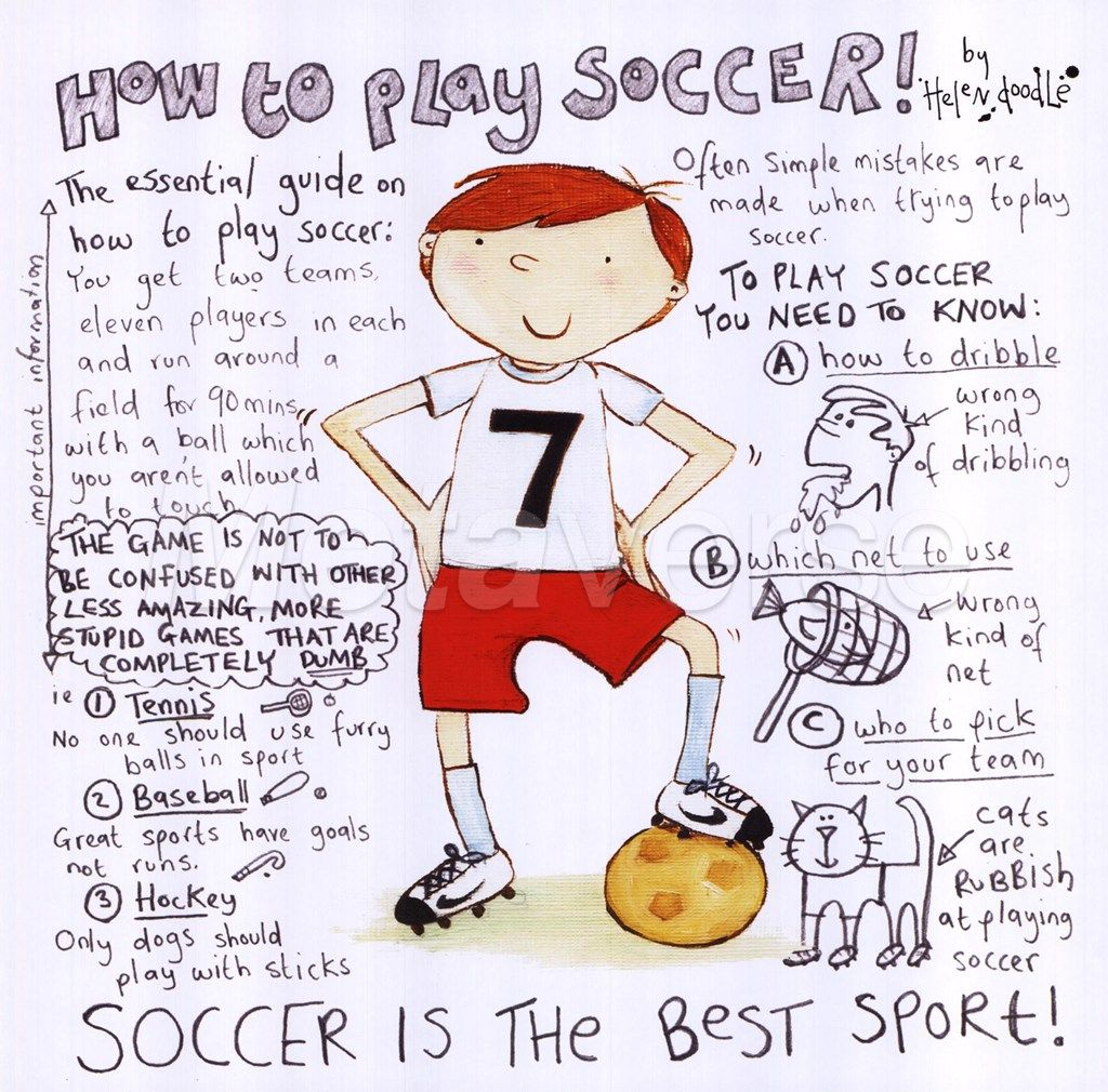 Preposition In Learn In Marathi All Complate: How To Play Soccer By Helen