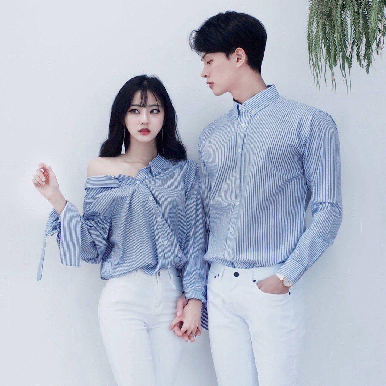 Pin by Deborah Forever on Korean Couple Fashion ...