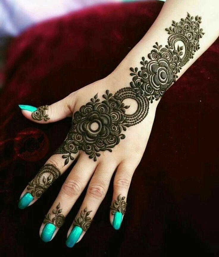 eid special new mehndi design